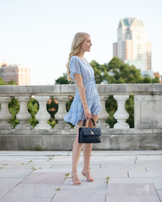floral chicwish dress